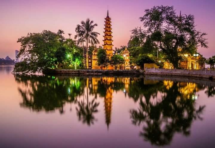 Северная столица государства Ханой