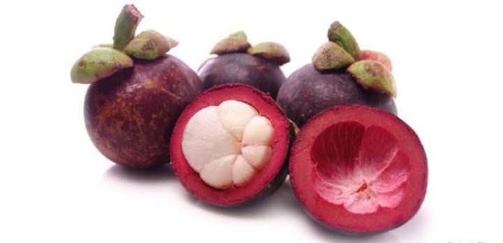 Фиолетовый фрукт из Вьетнама