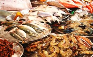 Блюда из моря