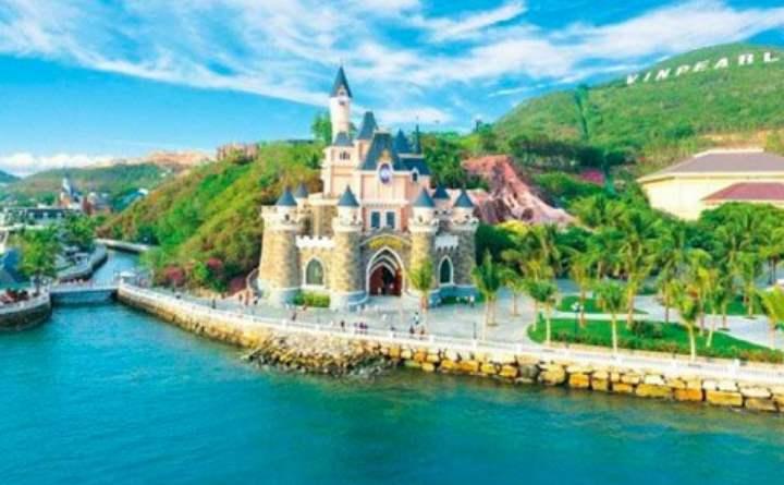 Замок во Вьетнаме
