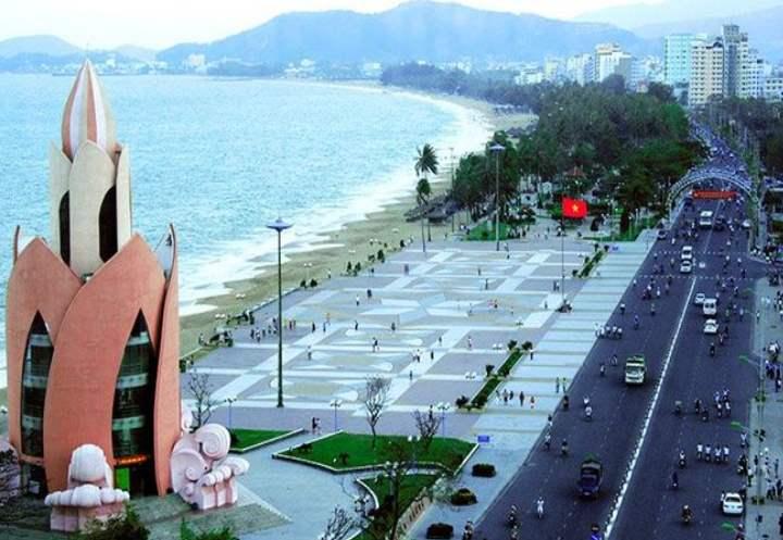 Городок Вьетнама -Нячанг