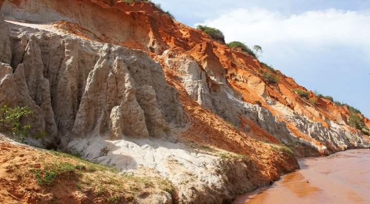 Ручей Фей – это маленькая долина в восемнадцати километрах от Муйне