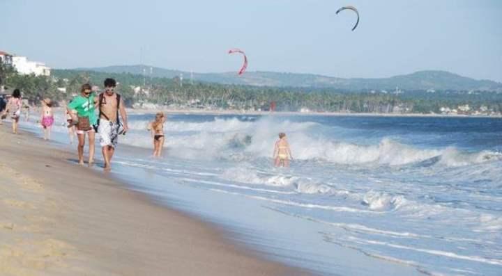 Вьетнамские волны больше подходят для опытных серфингистов
