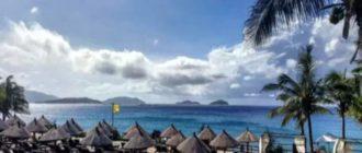 Пляжы вьетнама