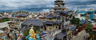 Сказочные дворцы Вьетнама