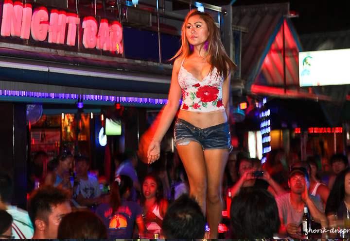Вьетнамская проститутка