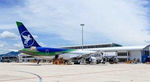 Аэропорт Камрань находится в 27 километрах южнее города Нячанг
