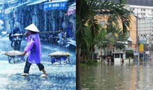 Вьетнамская погода